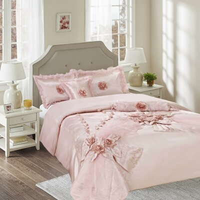 6 Piece Comforter Set Size: Cal King