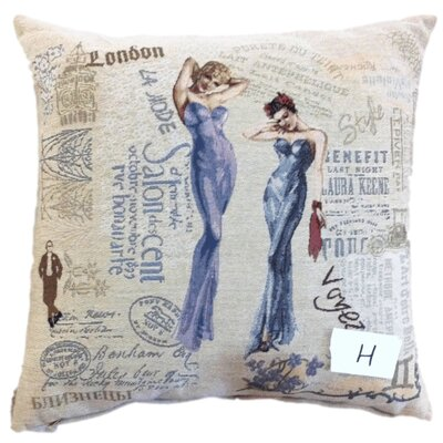 Balanger Decorative Throw Pillow Cover