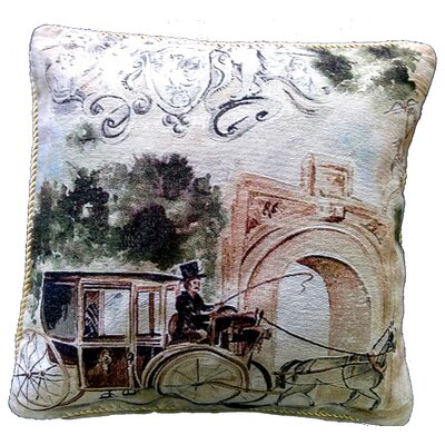 Welsch Decorative Throw Pillow Cover
