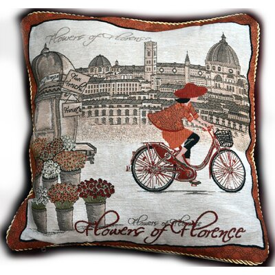 Aledo Decorative Throw Pillow Cover
