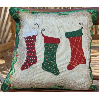 Socks Decorative Throw Pillow Cover