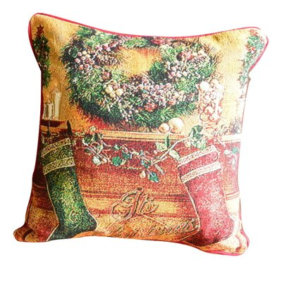 Graphic Print Decorative Throw Pillow Cover