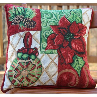 Square Decorative Throw Pillow Cover