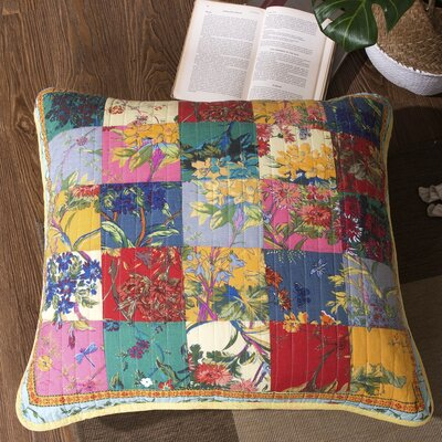 Aurelie Square Pillow Cover
