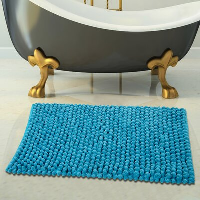 Bath Rug Set Color: Arctic Blue