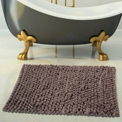Bath Rug Set Color: Gray