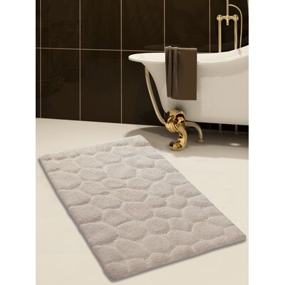 2 Piece 100% Soft Cotton Bath Rug Set