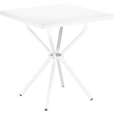 Sortie Dining Table Finish: White