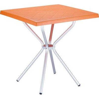 Sortie Dining Table Finish: Orange