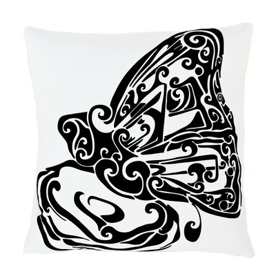 Wildlife Butterfly Limited Edition Eco Pillow Cover