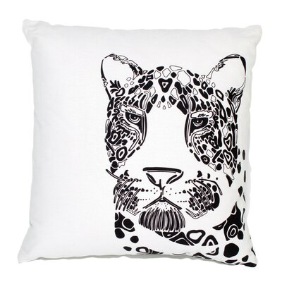 Wildlife Leopard Limited Edition Pillow Cover