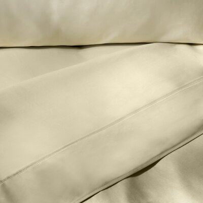 Pillowcase Color: Cream, Size: Standard