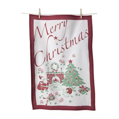 Merry Christmas Flour Sack Towel