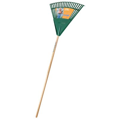 Real Tools For Kids Poly Leaf Rake