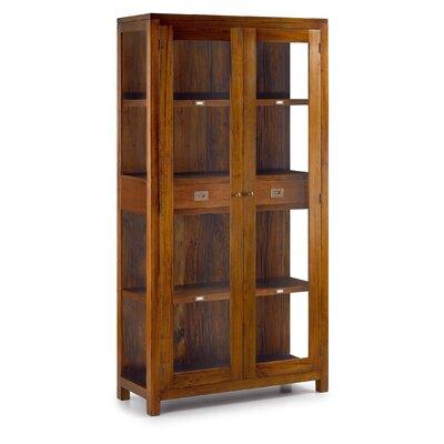 Sammlervitrine Flamingo | Wohnzimmer > Vitrinen > Sammlervitrinen | Braun | Holzwerkstoff - Lackiert | Moycor