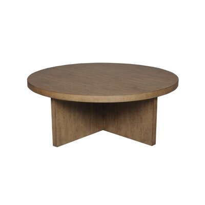 Godwin Rustic Coffee Table Color: Gray
