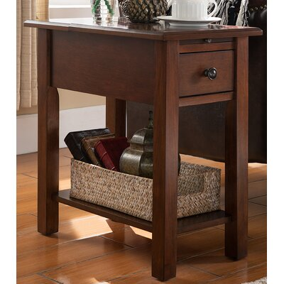 Sutton End Table Finish: Espresso