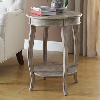 Grayson Round End Table
