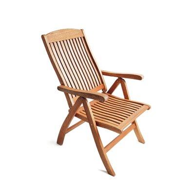 2-Sitzer Balkonset Arnaldo | Garten > Balkon > Balkon-Sets | Naturalbrown | Massivholz - Rattan | Kampen Living