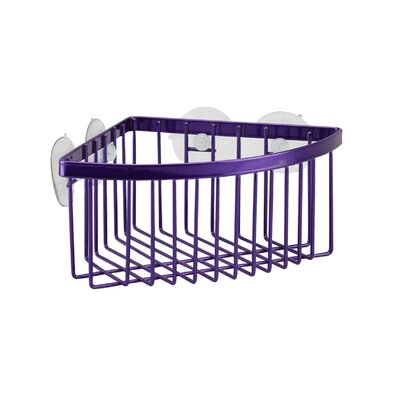 Hopeful Enterprise Corner Bath Caddy with 4 Suction Cups BA110038-4NP