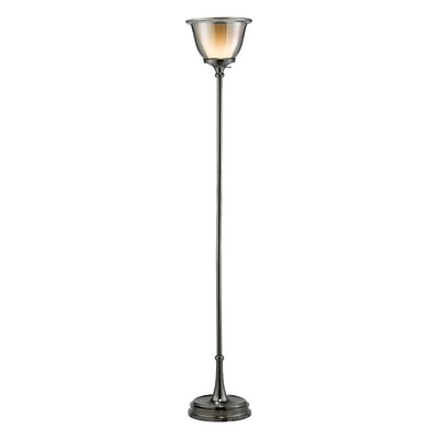 Adesso Kent Floor Lamp - Base Finish: Black Nickel at Sears.com