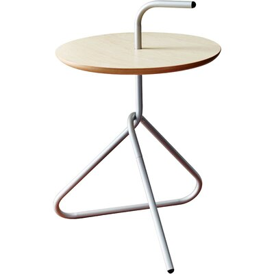 Elroy End Table Finish: Steel