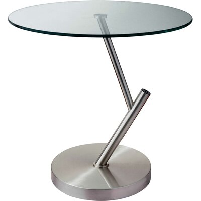 Pulse USB End Table