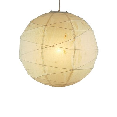 Bastarache 1-Light Pendant Size: Medium