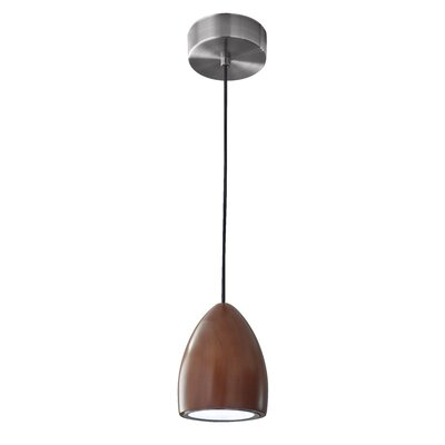 Cypress 1 LED Light Mini Pendant