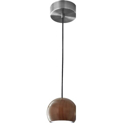 Cypress 1 LED Light Globe Pendant