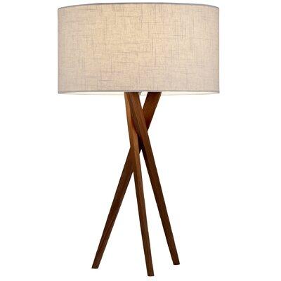 """Adesso Bryce 25"""" Tripod Table Lamp"""