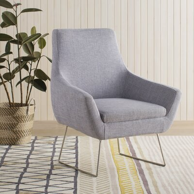 Kendrick Armchair Upholstery: Light Gray