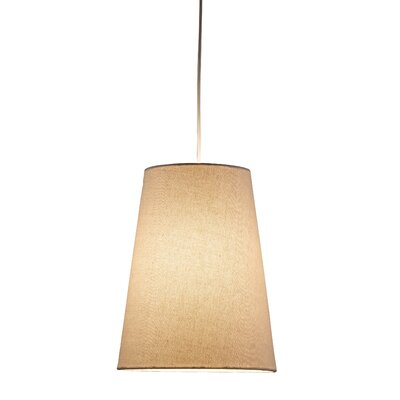 Harvest 1-Light Mini Pendant Finish: Natural