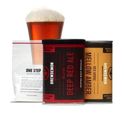 2 Gal Hellfire Deep Red Ale Plus Refill Kit 93010