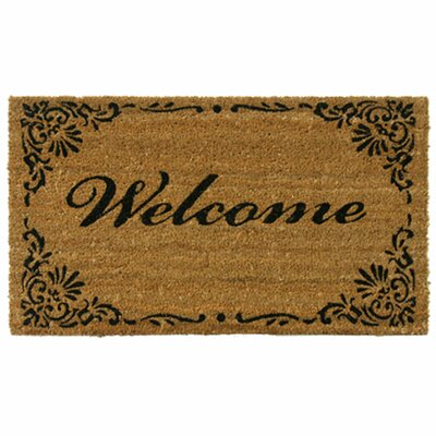 Classic American Welcome Doormat