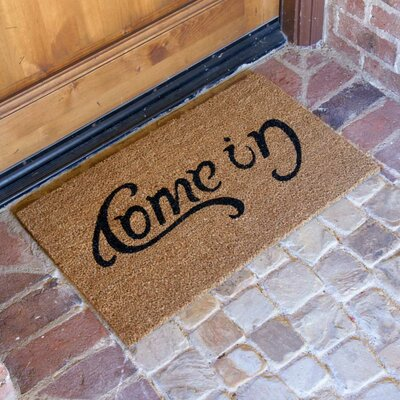 Come In Welcome Doormat
