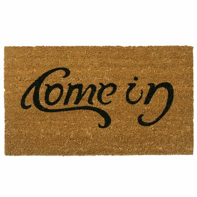 Come In Welcome Doormat