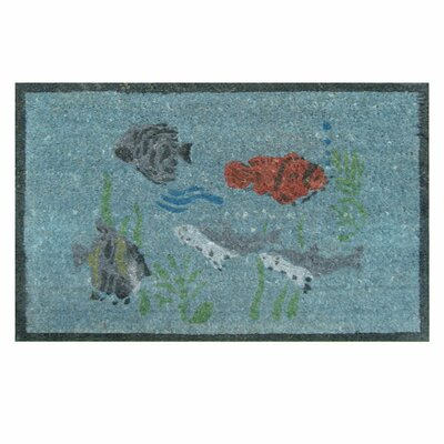 Aquarium Home Doormat