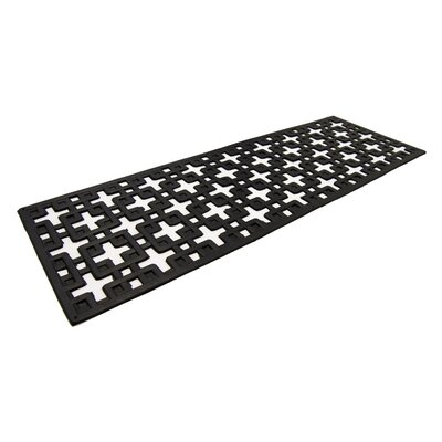 Stars Recycled Rubber Step Stair Tread Mat Set