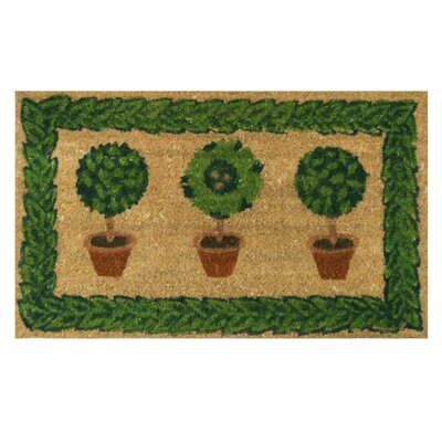 Grandmas Plants Home Doormat
