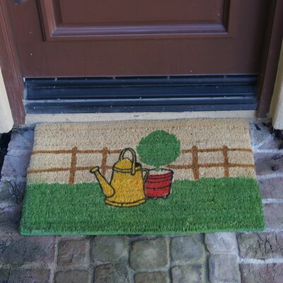 Herb Garden Home Doormat