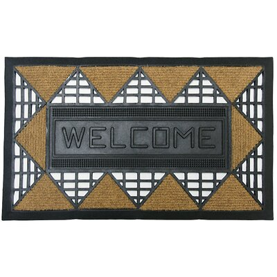 Welcome Back Doormat