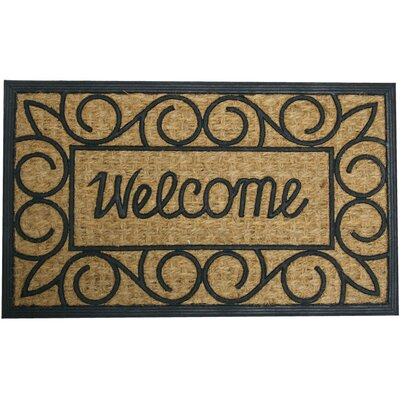 Welcome Home Again Doormat