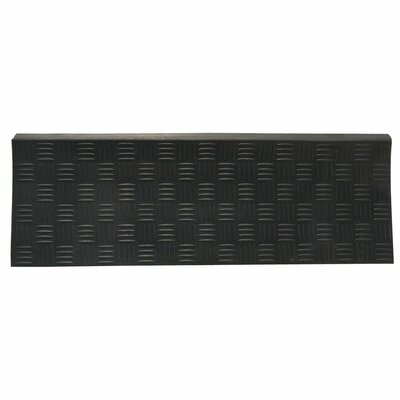 Diamond-Grip Recycled Step Utility Mat