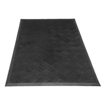 Dura-Scraper Checkered Commercial Entrance Doormat