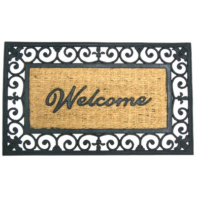 Welcome to Your Fortress Doormat