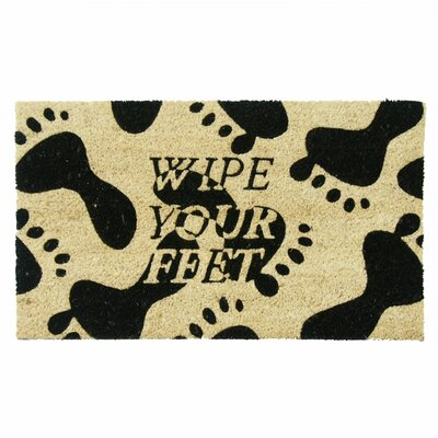 Wipe Your Feet, Please Doormat