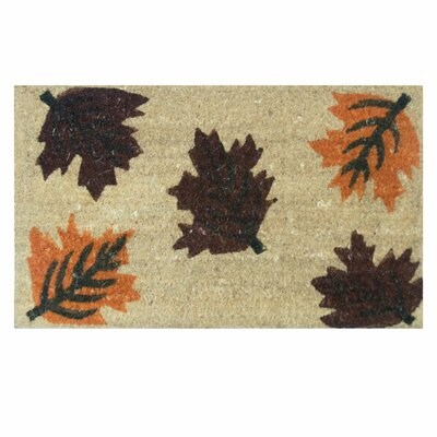 Maple Leaf Doormat