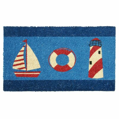 Its Summer! Beach Doormat