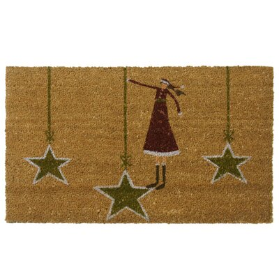 Stars Holiday Doormat
